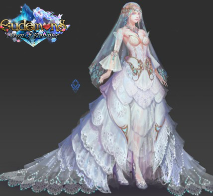 Ragnarok Online 2 Wedding Dress